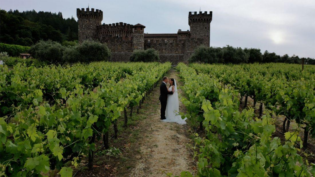 Castello di amorosa wedding