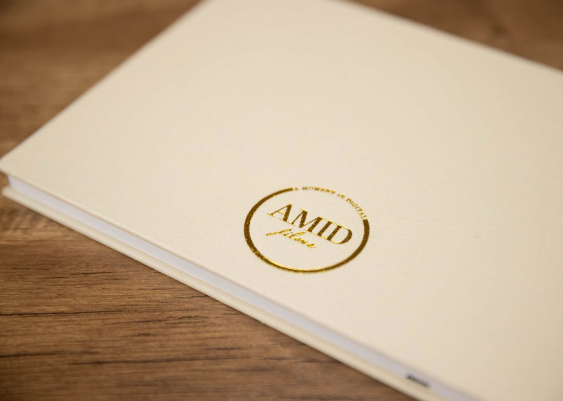 Wedding Video Albums that play your wedding video on a coffee table - The Motion Books